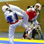 A peculiar flaw in Tae Kwon Do practice