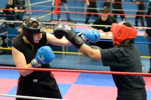 Light Contact Kickboxing